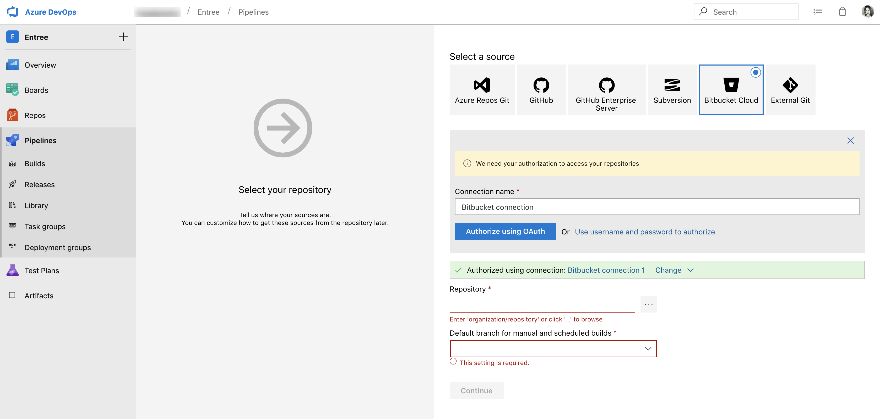 Continuous Integration for Xamarin Forms iOS with DevOps